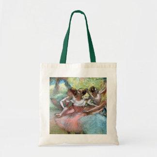 Edgar Degas | fyra ballerinas på arrangera Tygkasse