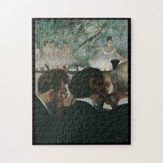 Edgar Degas | orkestermusiker Pussel