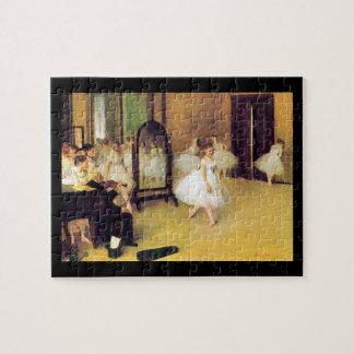 Edgar Degas | som dansen klassificerar Pussel
