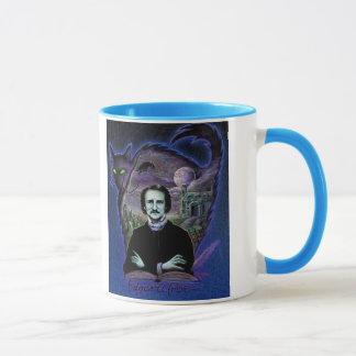 Edgar gotiska Allan Poe Mugg