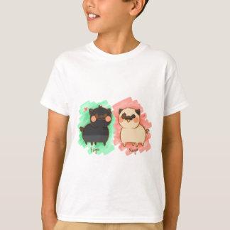 Edgar och Maya T-shirts