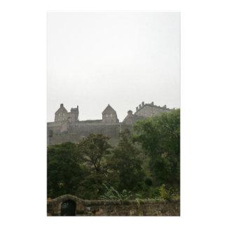 Edinburgh slott brevpapper