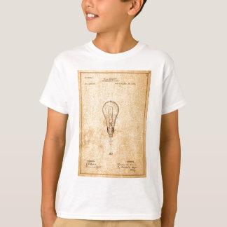 Edison kulapatent tee shirt