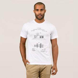 Edison telegraferar skjortan tröja