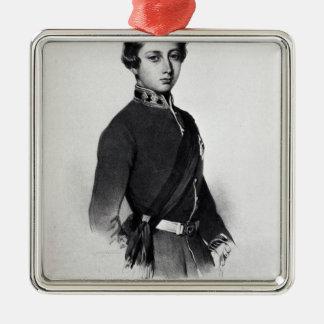 Edward Prince av Wales Julgransprydnad Metall