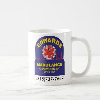 Edwards ambulansmugg kaffemugg