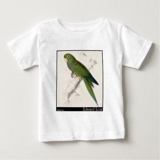 Edwards Lear dvärg- Parakiter-Macaw T Shirt