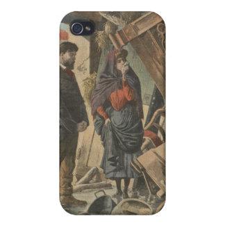 Efter katastrofen för 'Le Petit Journal' iPhone 4 Skal