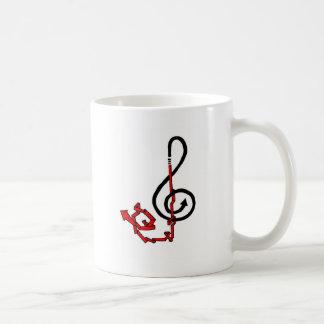 Efter musiken kaffemugg