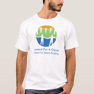 Eftersänd för en orsaka tshirts