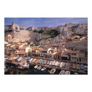 EG frankrike, Provence, Bouches, du, Rhone, 4 Fototryck