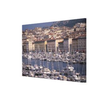 EG frankrike, Provence, Bouches, du, Rhone, 7 Canvastryck