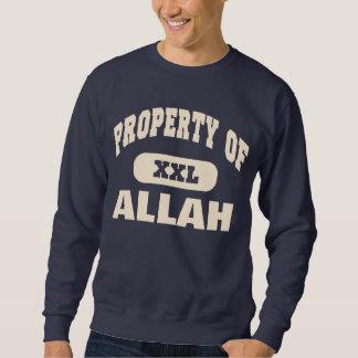 Egendom av Allah - Mike Tyson Lång Ärmad Tröja