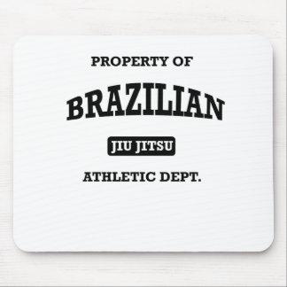 Egendom av brasilianska Jiu Jitsu Atheltic Musmatta