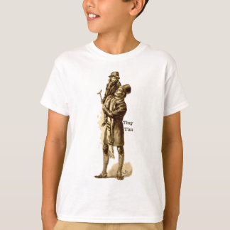Egennamn Cratchit och mycket små Tim i en julsång T-shirts