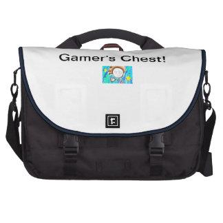 Egennamngameren hänger lös! DareMario62 Laptop Bag