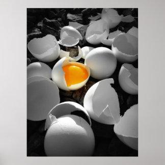eggcentric: Påsk på stenarna… Poster