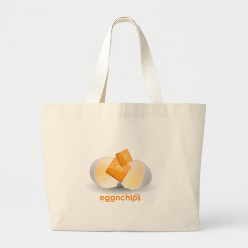Eggnchips Merchandise Tote Bags