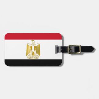 Egypten Bagagebricka
