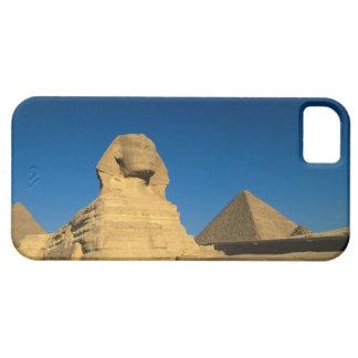 Egypten Giza, sphinxen, gammalt kungarike, Unesco iPhone 5 Case-Mate Skal