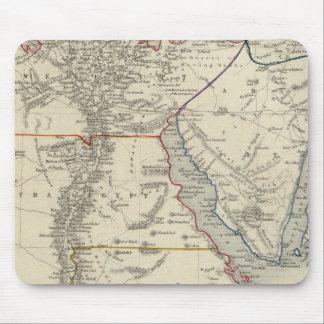 Egypten och Arabien Petraea Mus Mattor