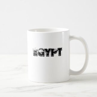 EGYPTEN REVOLUTION KAFFEMUGG
