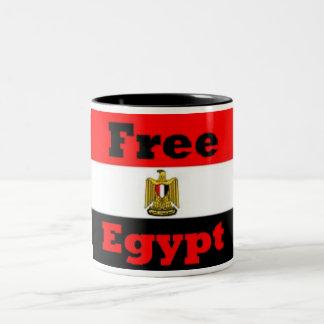 Egypten Två-Tonad Mugg