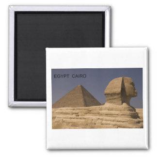 EgyptenCairo Giza Sphinx (St.K) Magnet