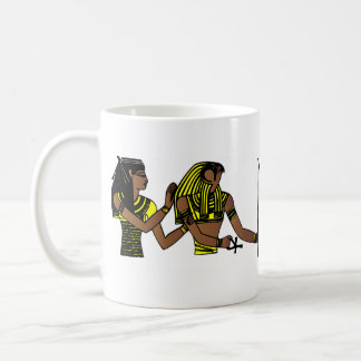 Egyptengudar Kaffemugg