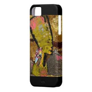 Egyptisk drottningiphone case iPhone 5 cover