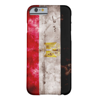 Egyptisk flagga barely there iPhone 6 skal