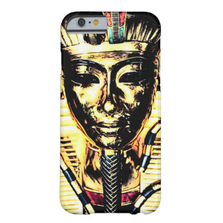 Egyptisk Pharaohkung för kung Tut Barely There iPhone 6 Fodral