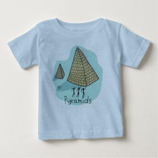Egyptiska pyramider av Michael Tshirts