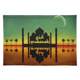 Eid Mubarak nattreflexion - trasabordstablett Bordstablett