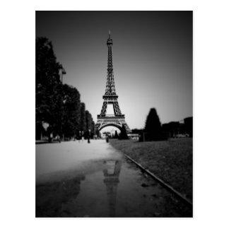 Eiffel torn 3 vykort