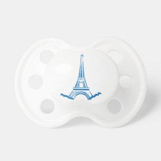 Eiffel torn #6 nappar för barn