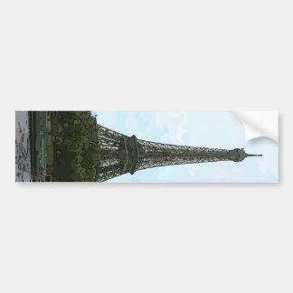 Eiffel torn bildekal