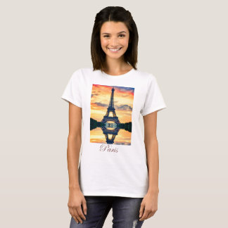 Eiffel torn - Paris Tshirts