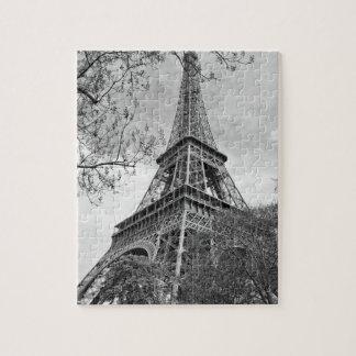 Eiffel torn pussel