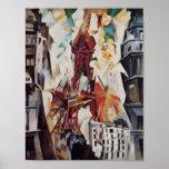 Eiffel torn - Robert Delaunay Posters