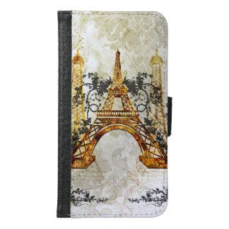 Eiffel torn samsung galaxy s6 plånboksfodral
