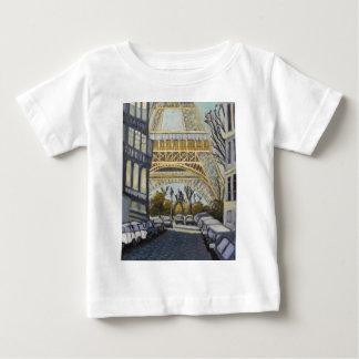 Eiffel torn tee shirts