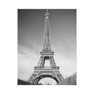 Eiffel tornkanfas canvastryck