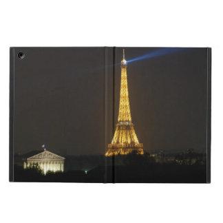 Eiffel tornnatt iPad air skal