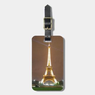 Eiffel tornParis frankriken - Springtimesemester Bagagebricka