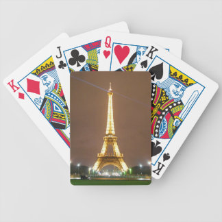 Eiffel tornParis frankriken - Springtimesemester Spelkort