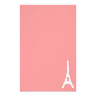 Eiffel tornrosor brevpapper