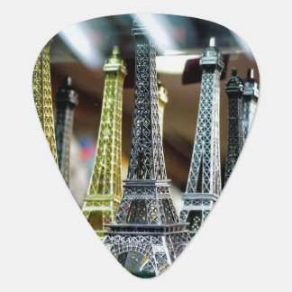 Eiffel tornsouvenir plektrum