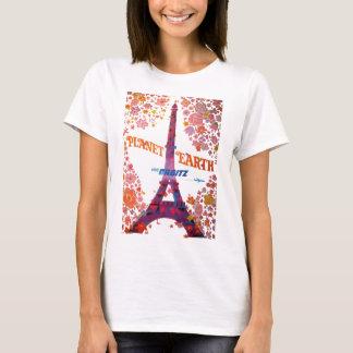 Eiffel tornT-tröja Tshirts
