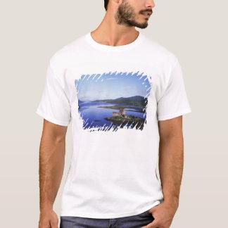 Eilean Donan slott, Dornie, Skotska högländerna, Tee Shirts
